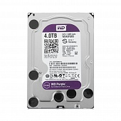 4 ТБ Жесткий диск WD Purple IntelliPower [WD40PURX]