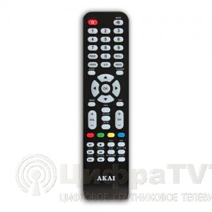Пульт ДУ Akai A3001012 LED LCD TV