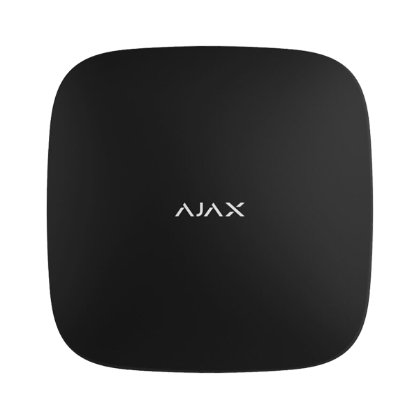Центр управления системой Ajax Hub Plus (WiFi, GSM - 2sim 2G/3G, Ethernet)